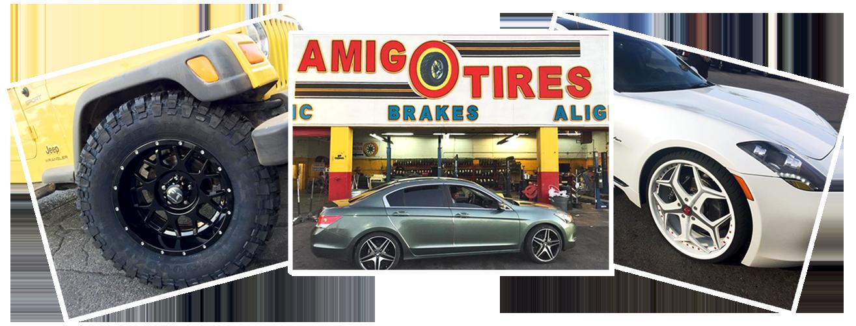 Amigos Tire Shop >> Las Vegas Nv Tires Auto Repair Amigo Tires